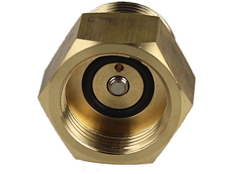 Adapter Restdruck für Sauerstoff G 3/4