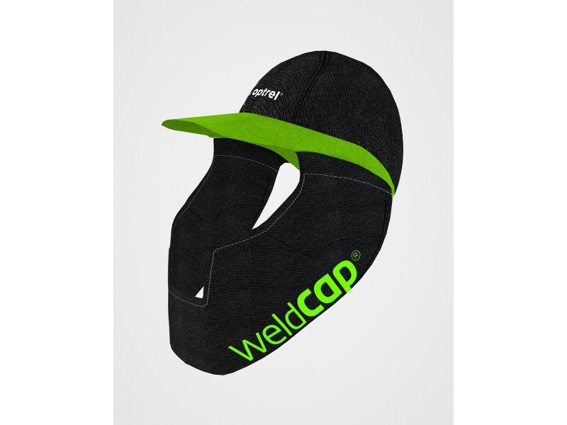 optrel weldcap bump Textile mit Anstoßschutz 5002.810