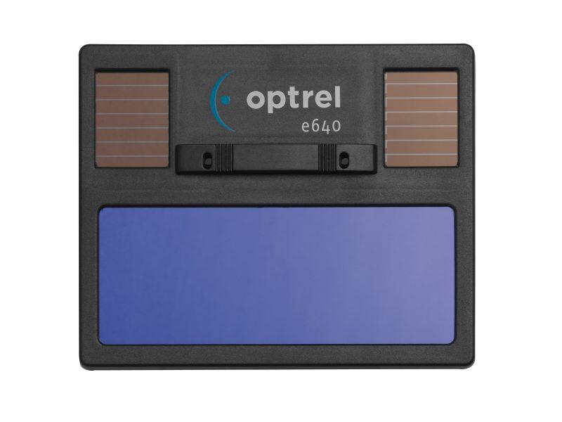 Automatikhelm Schweißhelm Schweisserhelm Optrel e640 - dark blue 1006.490