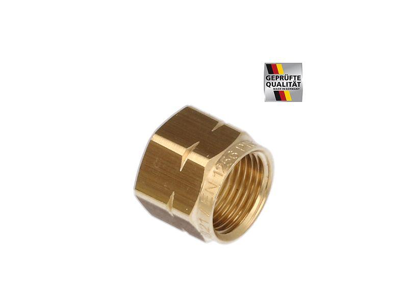 SEMPERIT Autogenschlauch Sauerstoff / Acetylen DN 6/6 mit Schellen -   5 m - 50 m