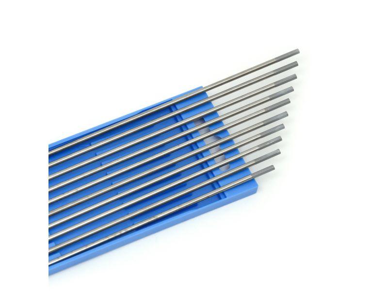 Wolfram Elektroden WC20 Grau 1,0 mm x 175 mm 10 Stück