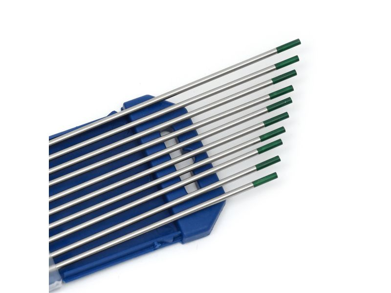 Wolfram Elektroden W Grün 1,0 mm x 175 mm 10 Stück
